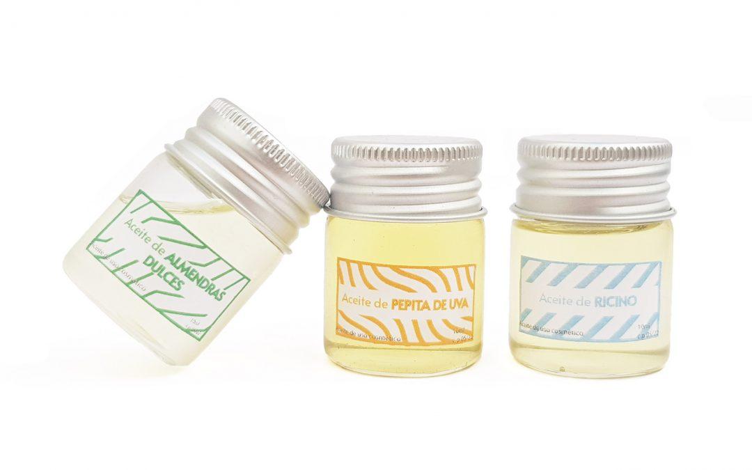 Convierte los aceites vegetales en tus aliados de belleza de la cosmética natural